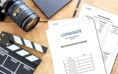Lionsgate's Safety Guidelines