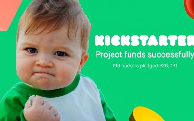 What I Learned From My First Successful Kickstarter